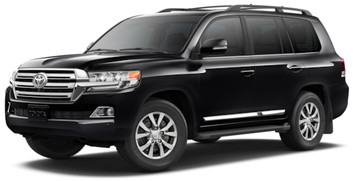 2021 Toyota Land Cruiser SUV